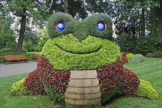 Claude ponti au jardin des plantes le voyage nantes 201 flickr - Claude ponti jardin des plantes ...