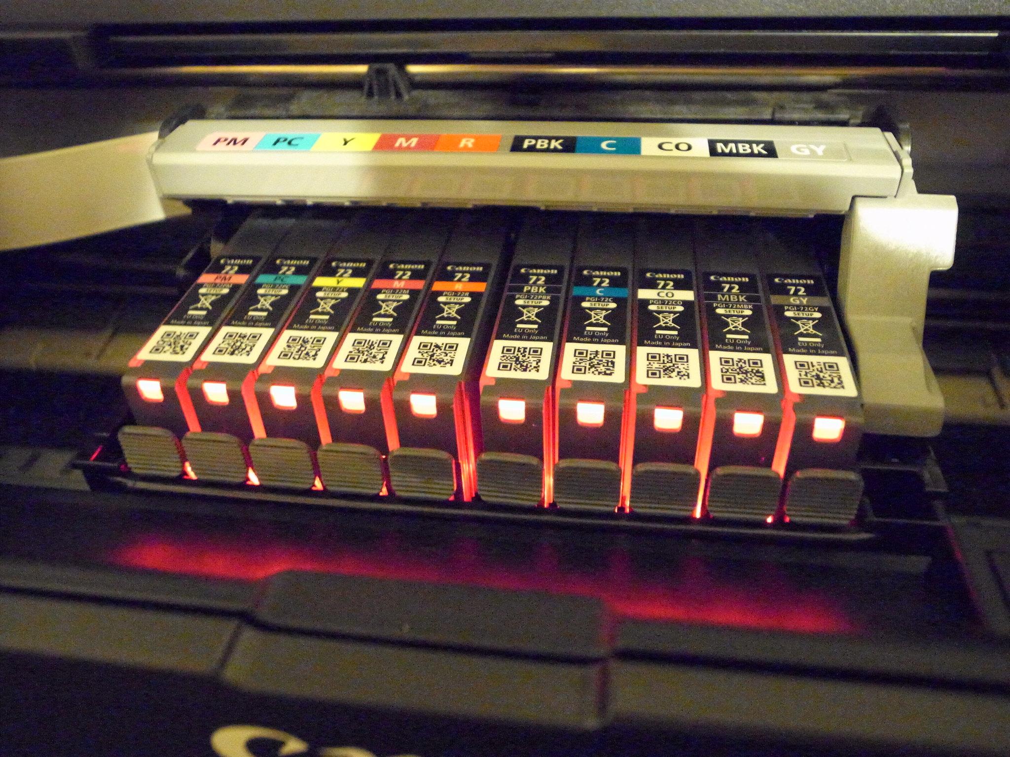 [心心相印] - 相片印表機開箱與使用