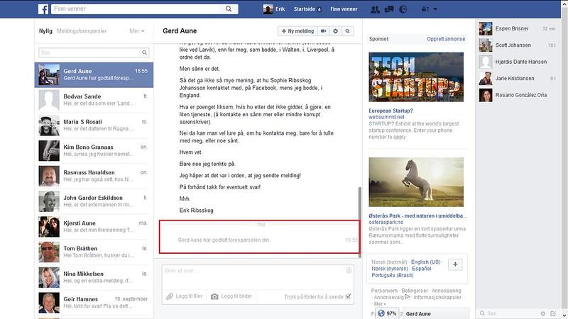 gerd aune facebook