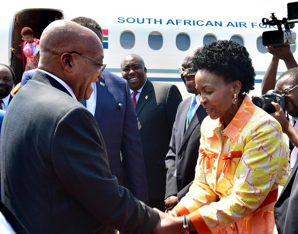 Zimbabwe South Africa Bi National Commission Inaugural S Flickr