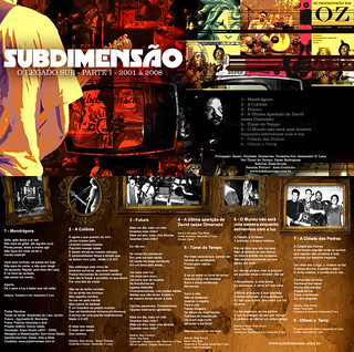 encarte_cd_sub | by Subdimensao