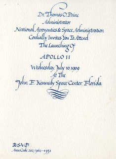 Apollo_Launch_Invite | by DukeUnivLibraries