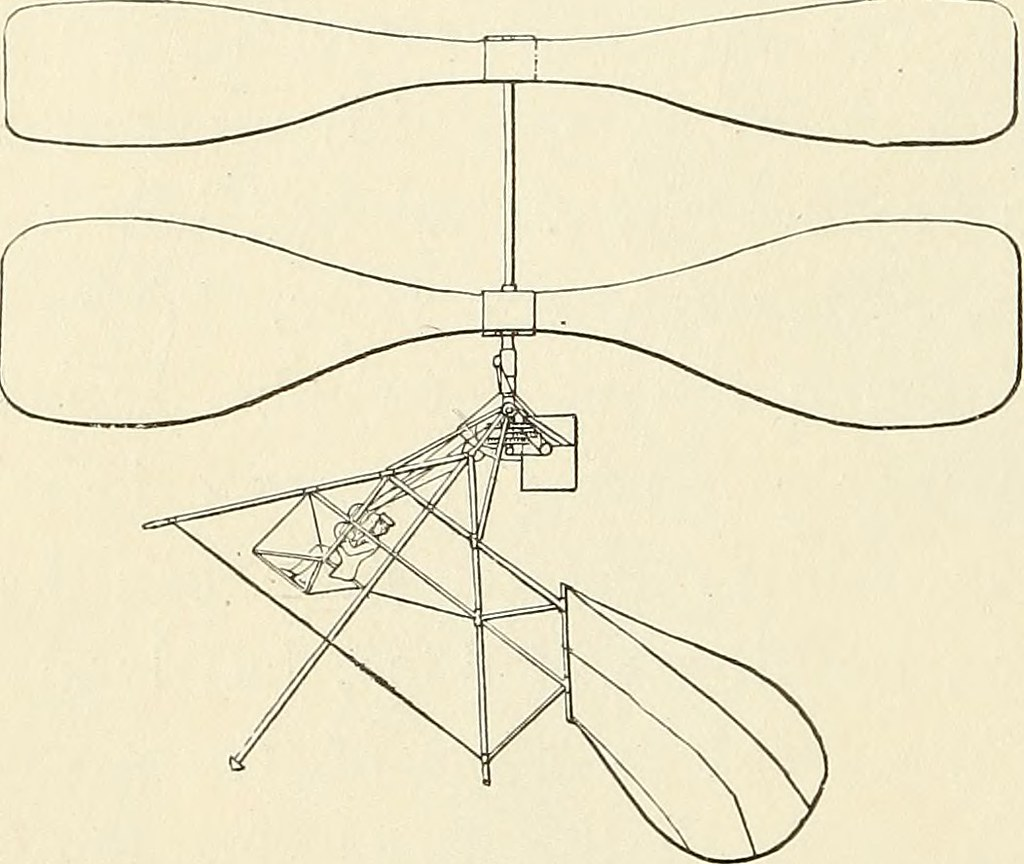 image from page 115 of airships past and present togethe flickr
