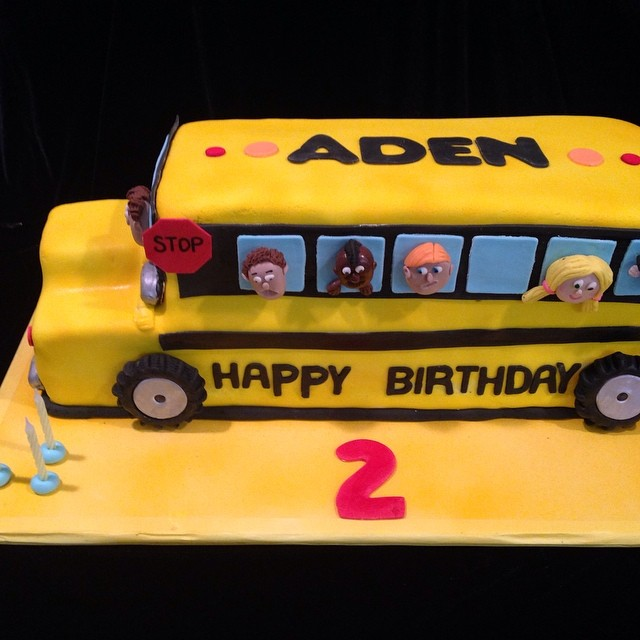 Birthday Cake For Kids School Buskidssmile Sweet Ca M Flickr