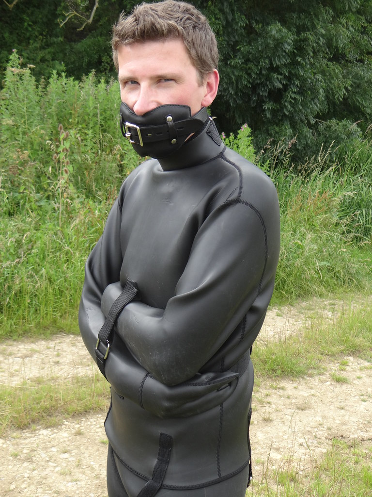 Neoprene straitjacket | gsvalentine | Flickr