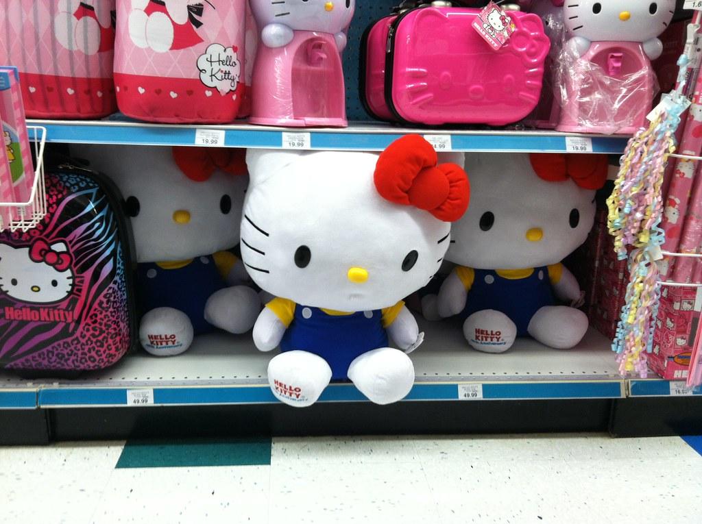 Hello Kitty Plush Toys : Start your hello kitty holiday shopping now u japanla