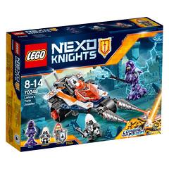 LEGO Nexo Knights 70348 Lance's Twin Jouster 1