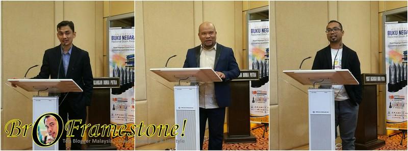 Forum Blogger - Ekspo Buku Malaysia