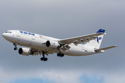Iran Air A300-605R EP-IBB | by happyrelm