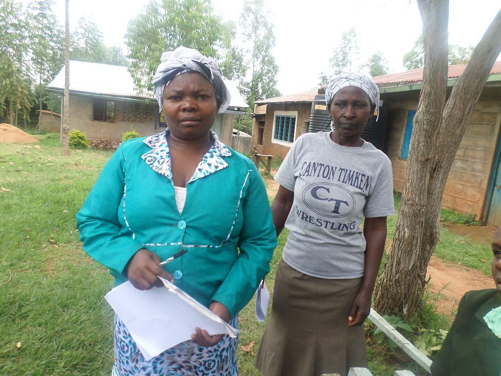 Gladys Iminzal Jessica Aseyo Open County Governance Pr Flickr