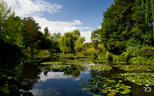 Water Lilies at Giverny | by Raph/D