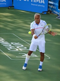Mansour Bahrami | by tennis buzz
