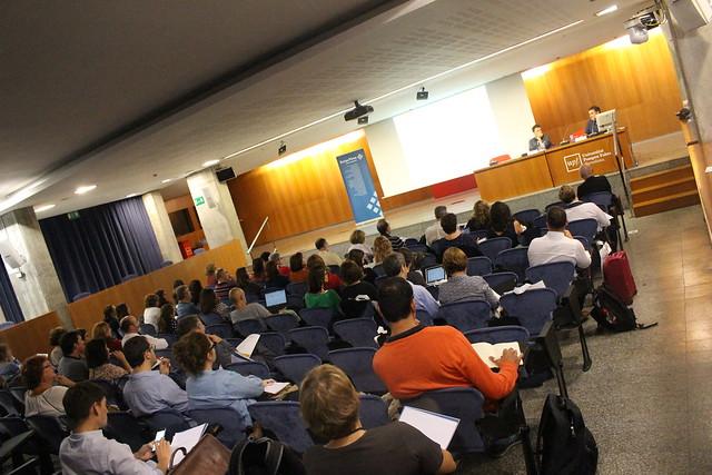 Fòrum Vives «Jornades de Formació per al PDI que imparteix docència en una tercera llengua»
