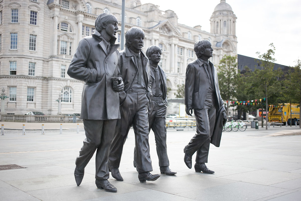 Liverpool Waterfront (1 of 1)-3 Liverpool, The Beatles, Photo By: Anna-Belle Durrant