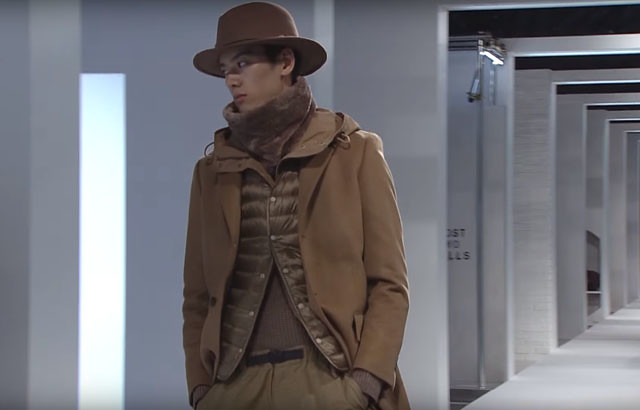 Uniqlo Fall Winter Duane Bacon Fashion Style Blogger Mens Wear Brown Cowboy Coat