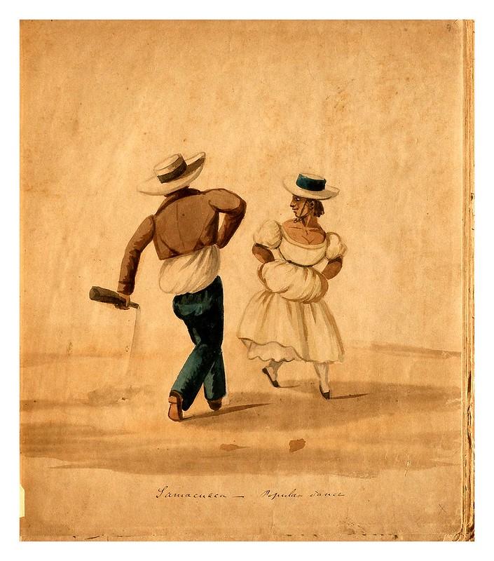 009-Tipos de Lima- Pancho Fierro- 1850-60- Museo de Bellas Artes Argentina.