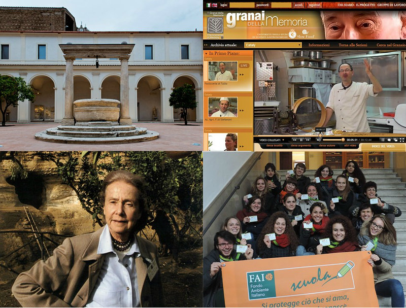 Italian winners of the EU Prize for Cultural Heritage / Europa Nostra Awards 2016