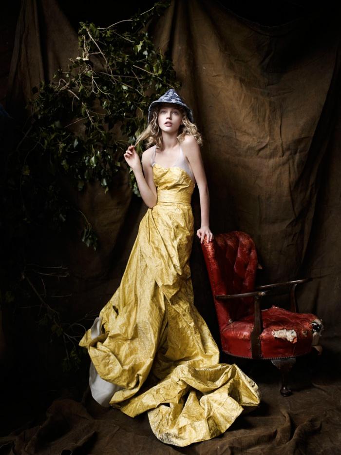 Vogue UK December 2007
