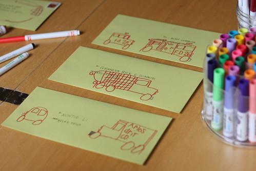 Arlo-Illustrated Envelopes