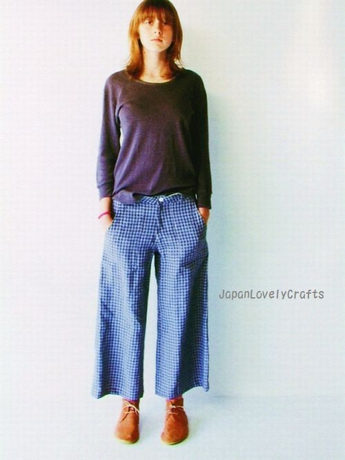 Daily Wear by Quoi Quoi - Japanese Sewing Pattern Book for… | Flickr