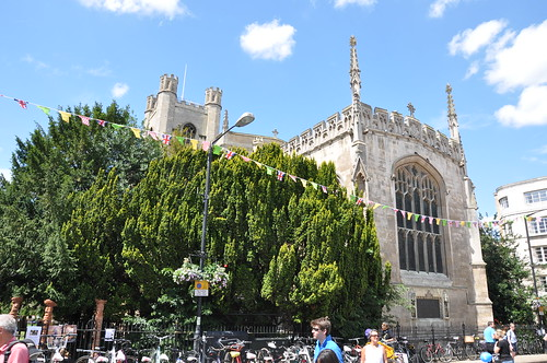 le Tour de Cambridge | by lellobot