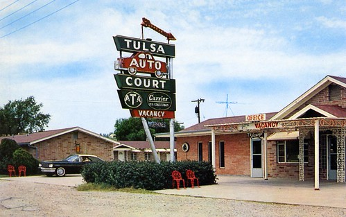 Tulsa Auto Court Tulsa OK | by Edge and corner wear