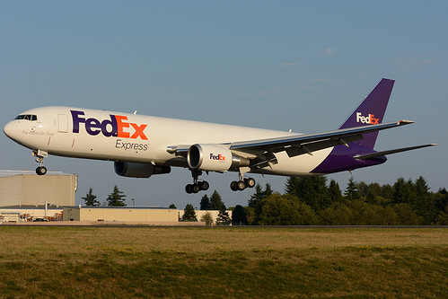 FedEx Boeing 767-300ER/F N106FE | by royalscottking