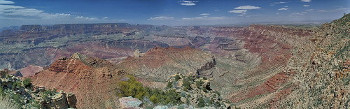 Grand Canyon Dessert View Panorama | by AndyGR42