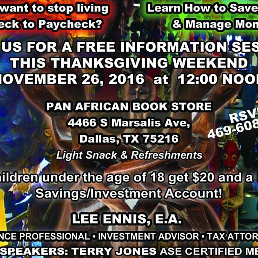 November 26 2016 We Talk Money Investments Taxes Credi Flickr