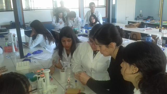 Laboratorio Portátil PUCV-LEB