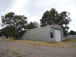 """Used Cars"" Quonset Hut, Miles City 