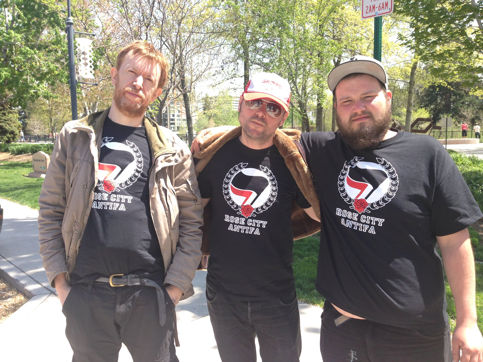 Rose City Antifa Gang