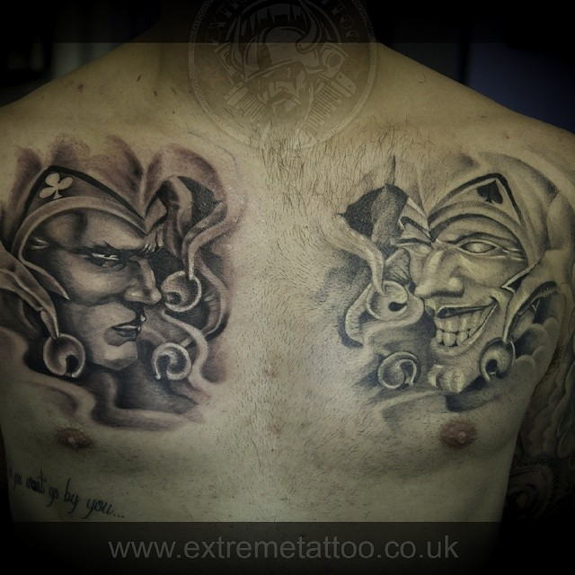 Extreme Tattoopiercing Gabi Tomescu Work In Progressclow Flickr