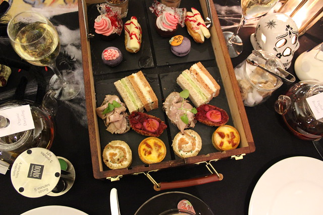 Halloween afternoon tea Lancaster Hotel (12)