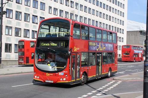 London General VWL32 BX04AZW