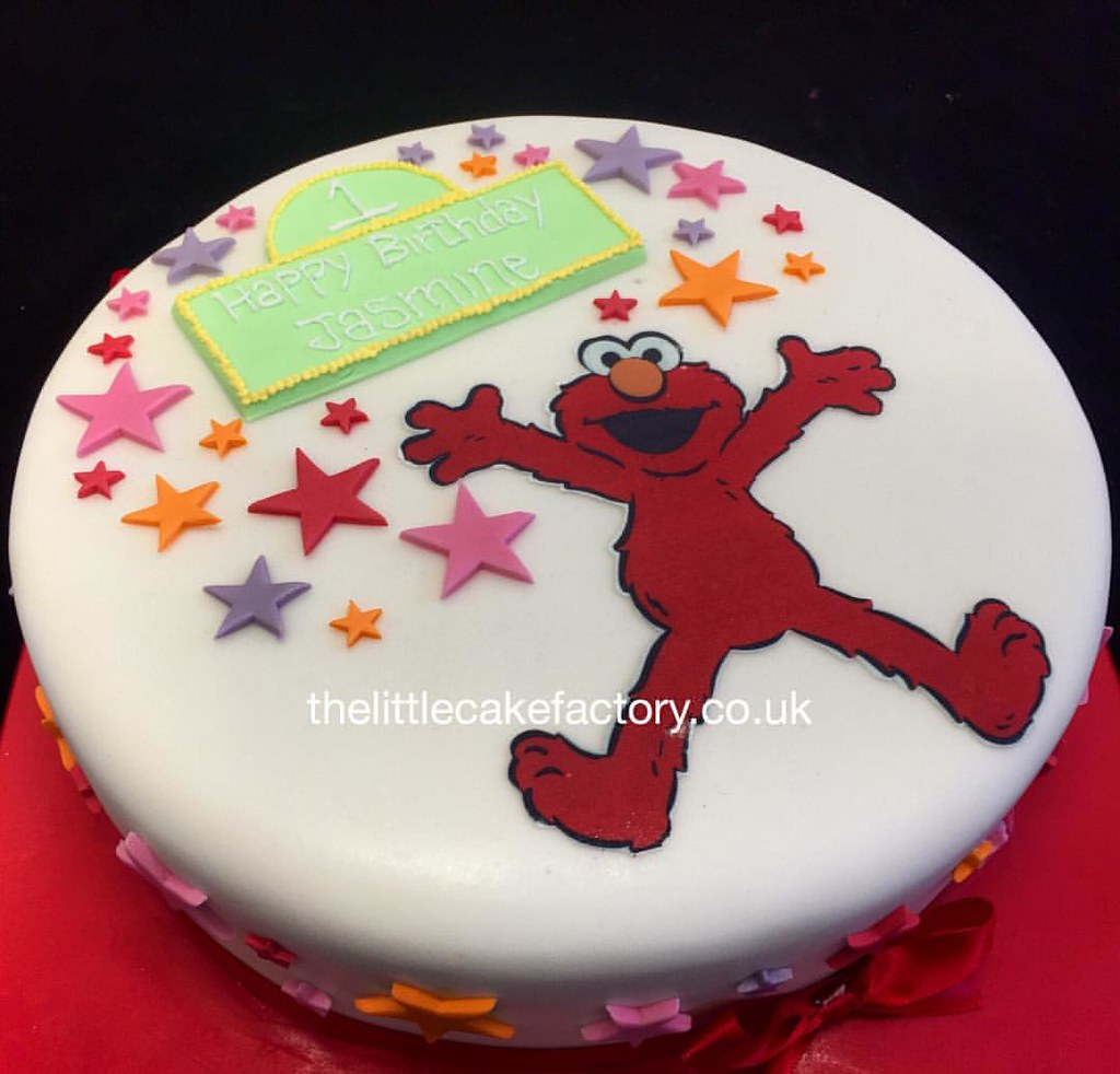 elmo birthday cake view our childrens gallery thelittl flickr