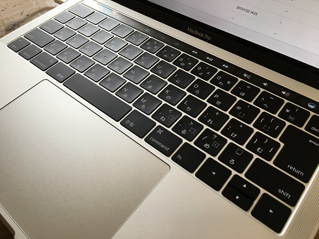 MacBook Pro (late2016) 13inch