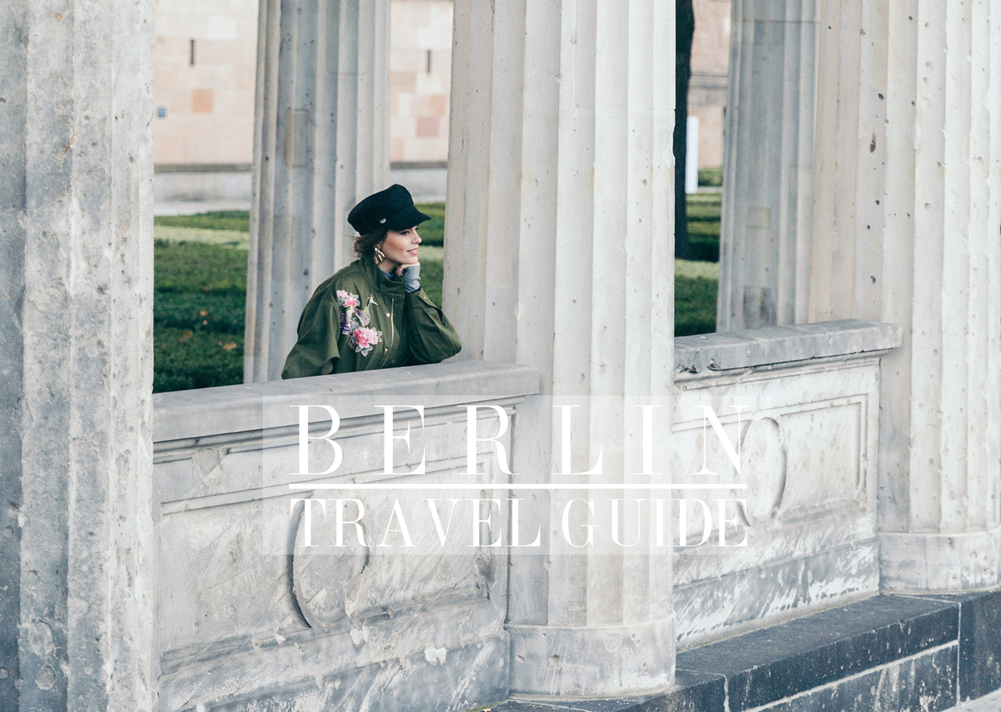 berlin travel guide portada