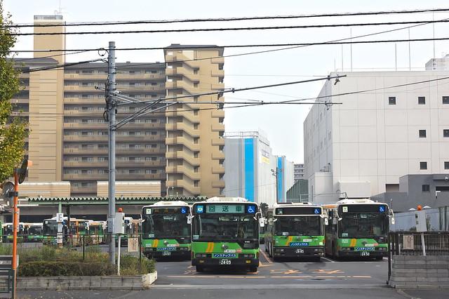 2016/11/20 東京都交通局 H163