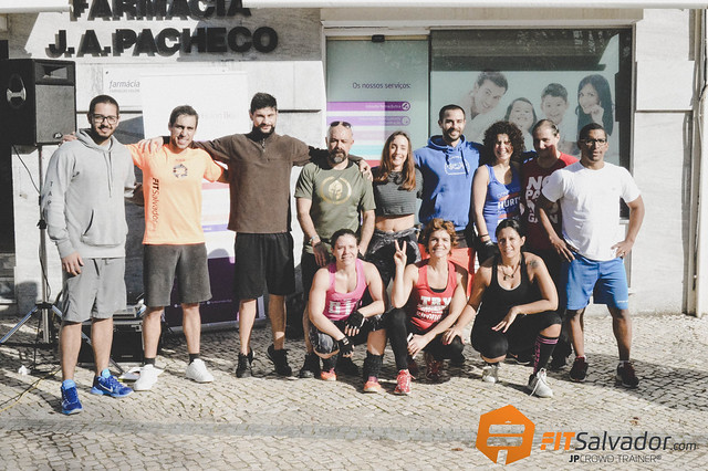Bootcamp FITSalvador | CMBeja - Viva o Natal com Alma