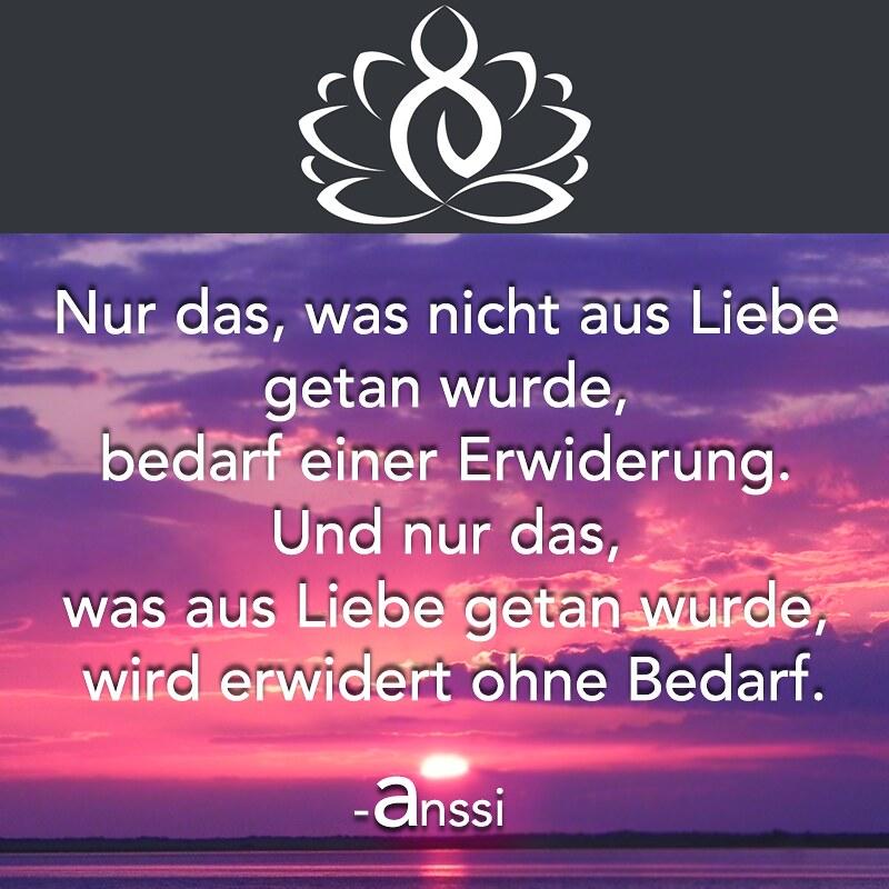Spiritueller Spruch Zitat Liebe Erwidern Nur Das Was Ni Flickr