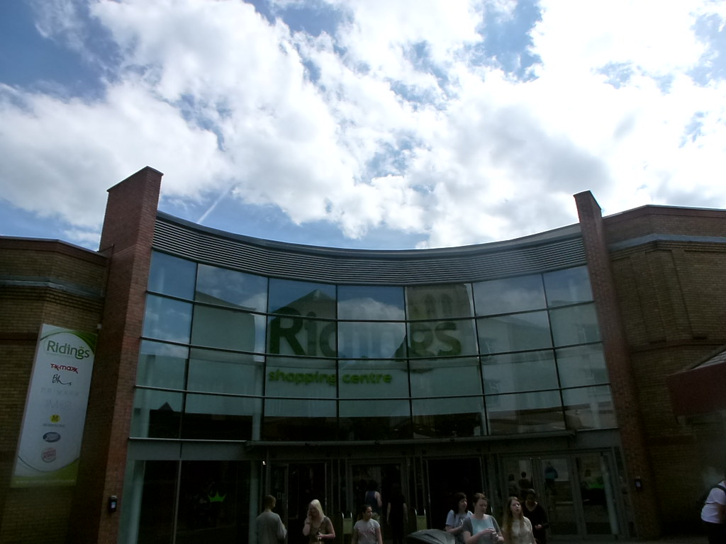 Ridings shopping centre