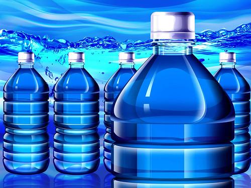बोतलबंद पानी