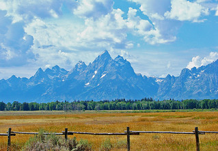 Mother Nature Gets the Blues, Grand Teton, WY 9-11 | by inkknife_2000 (8.5 million views +)