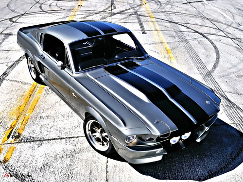 1967_Ford_Mustang_Shelby_Cobra_GT500_Eleanor | by Stu Bo