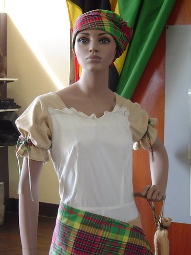 Womens Nw Pic 2 St Kitts Nevis National Wear Woman It
