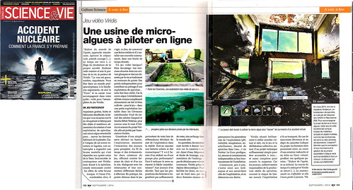 Science et Vie septembre2014 // Viridis | by oudeis_levigan