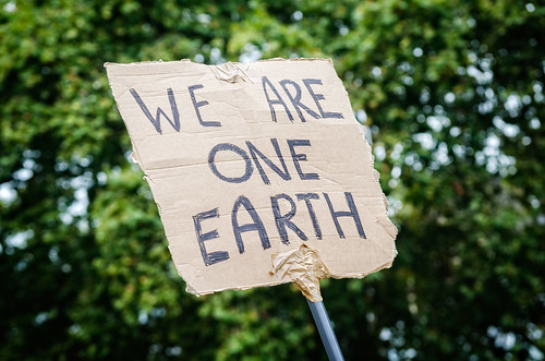 Climate March 21/09/14 - 12 | by garryknight