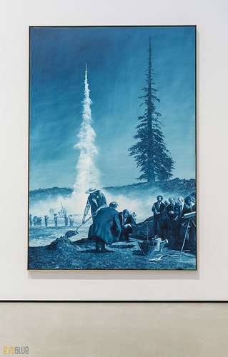 Mark Tansey The Broad Museum Los Angeles 02 | by Eva Blue