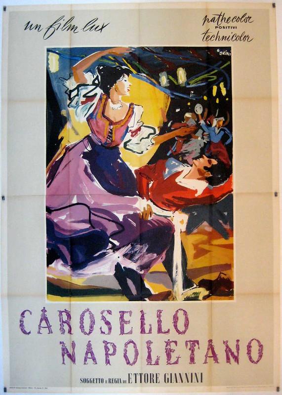 Carosello Napoletano - Poster 2